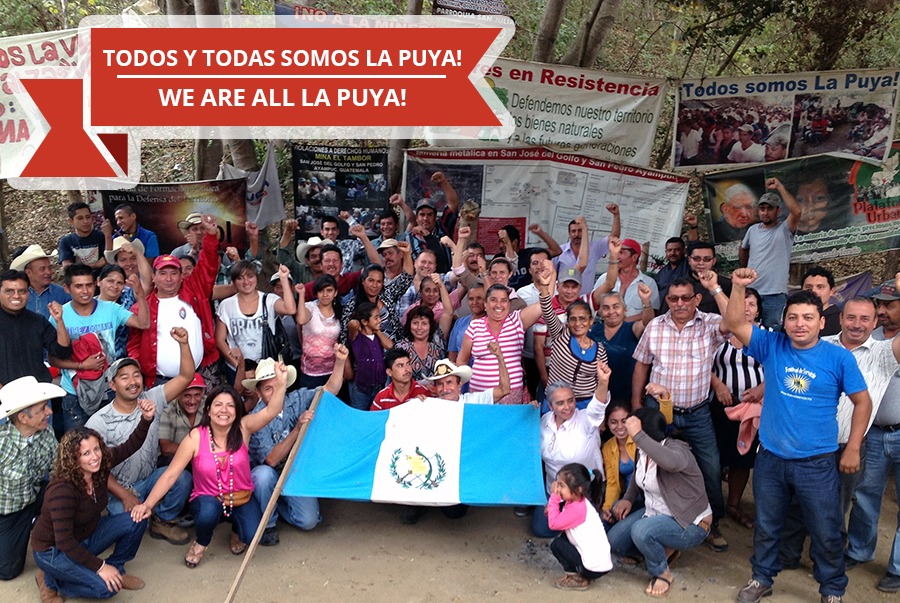 2nd anniversary of La Puya