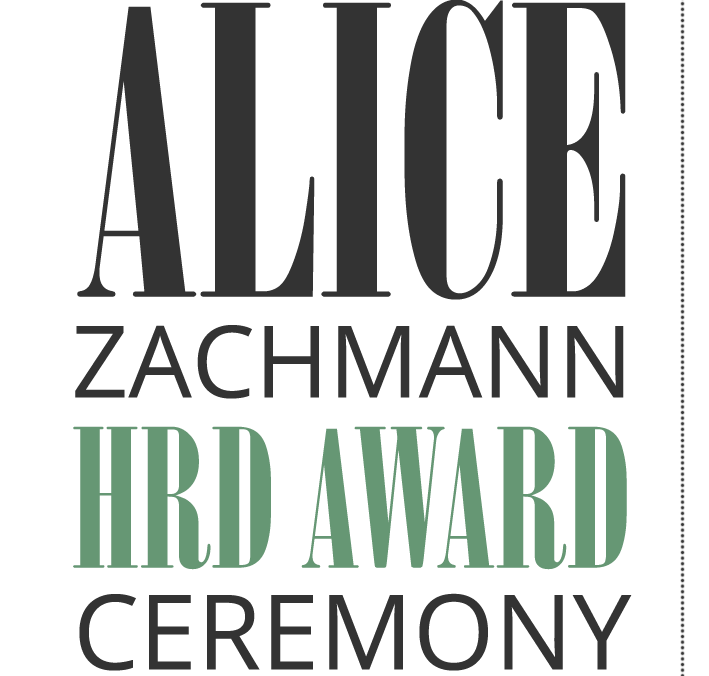 HRD award RSVP