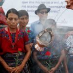 Picture of Indigenous Maya Achi Women